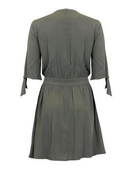 Vanessa Wrap Dress by Decjuba