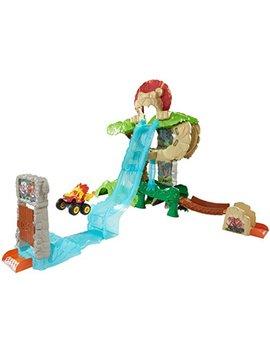 Fisher Price Nickelodeon Blaze & The Monster Machines, Animal Island Playset by Fisher Price