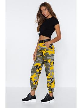 Let It Cargo Pants by Nasty Gal