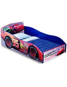 Disney Pixar Cars Wooden Toddler Bed by Disney