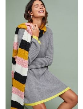 Arsenau Sweater Dress by Anthropologie