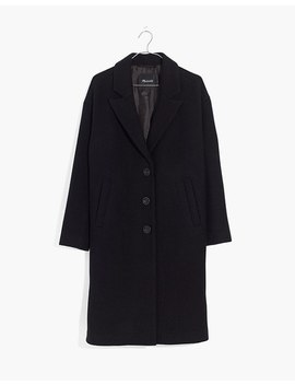 Bergen Cocoon Coat by Madewell