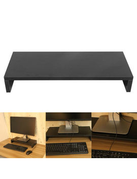 Desktop Monitor Stand Riser Computer Screen Rack Shelf Plinth Tv Lcd Whole Sale by Ebay Seller