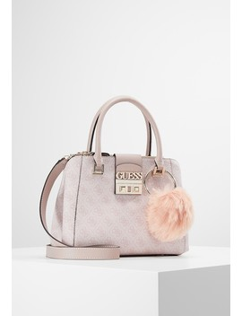 Logo Luxe Society Satchel   Handtasche by Guess