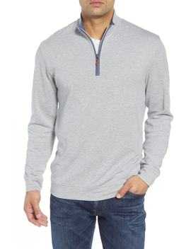 Sully Quarter Zip Pullover by Johnnie O