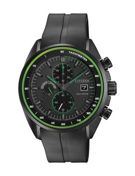 44mm Men's Eco Drive Chronograph Watch by Citizen