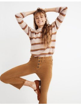 Cali Demi Boot Jeans: Corduroy Edition by Madewell