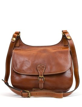 Heritage Collection London Saddle Bag by Patricia Nash