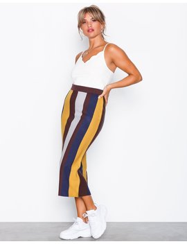 Striped Skirt by Nly Trend