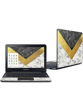 "Mighty Skins Skin For Samsung Chromebook 3 11.6""   Modern Marble 