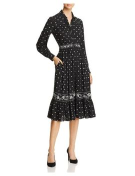 Bandana Print Shirt Dress by Kate Spade New York