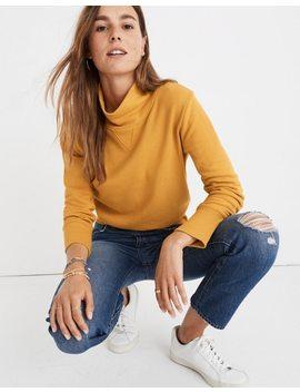Turtleneck Sweatshirt by Madewell