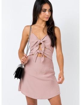 Sunstone Mini Dress by Princess Polly