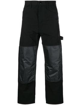 Junya Watanabe Ma Ncargo Trousers Home Uomo Junya Watanabe Man Abbigliamento Pantaloni Gamba Dritta & Regular by Junya Watanabe Man