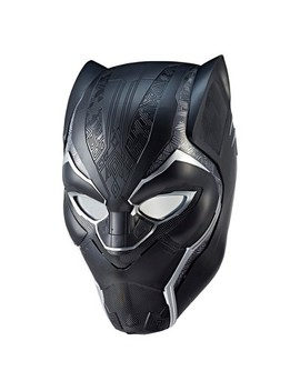 Marvel Legends Series: Black Panther Electronic Helmet by Marvel