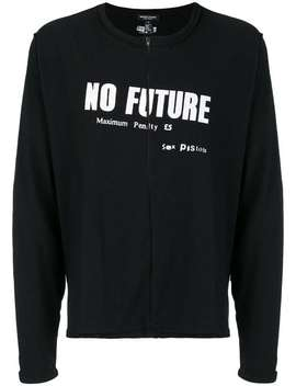 Midnight Studios No Future T Shirt Home Uomo Midnight Studios Abbigliamento T Shirt by Midnight Studios