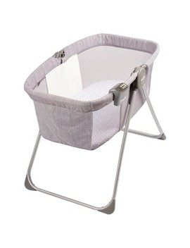 Evenflo® Loft Portable Bassinet Chevron Melange by Evenflo