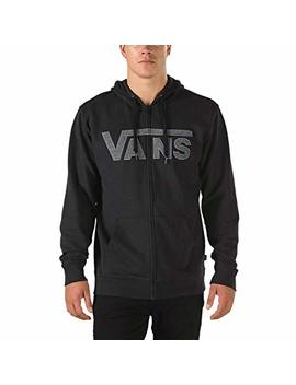 Vans Men's Drop V Full Zip Up Hoodie by Vans