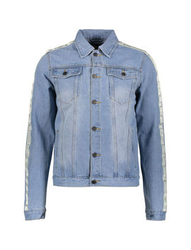 Blue Denim Jacket by Criminal Damage