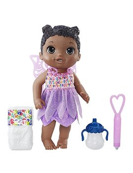 Baby Alive Face Paint Fairy (African American) by Baby Alive
