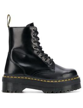 Dr. Martens Jadon Lace Up Ankle Bootshome Women Dr. Martens Shoes Boots by Dr. Martens