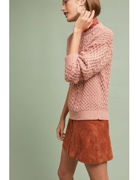 Frye Erin Fisherman Sweater by Frye