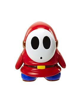 Nintendo Action Figure(10 Cm) W4   Shy Guy Mit Coin by Jakks Pacific, Inc