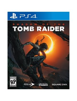 Shadow Of Tomb Raider, Square Enix, Play Station 4, 662248921273 by Square Enix