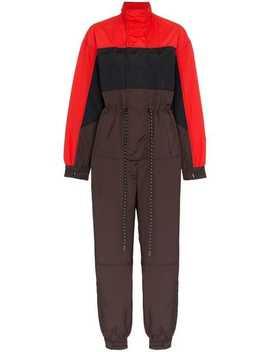 Ganni Faust Jumpsuithome Women Ganni Clothing Jumpsuits by Ganni