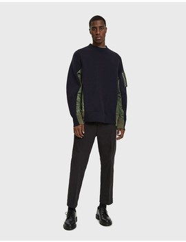 Sponge Sweat Pullover by Sacai