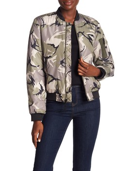 Barstol Camo Bomber Jacket by The North Face