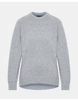Cashmere Knit Sweatshirt by Theory