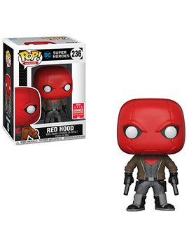 Funko Pop Dc Super Heroes Red Hood Sdcc Summer Convention Exclusive by Fun Ko