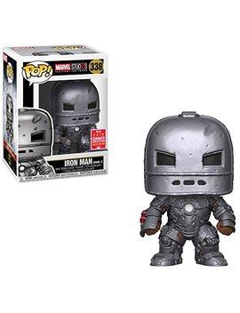 Funko Pop Iron Man Mark I Marvel Studios Summer Exclusive Sdcc by Fun Ko