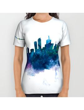 Toronto Skyline All Over Print Shirt by