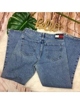 Vintage 90s Tommy Hilfiger Mom Jeans by Tommy Hilfiger