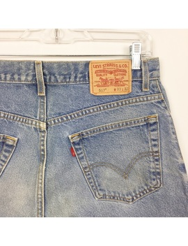 Vintage Levi's 517 High Waisted Mom Jeans by Levi's