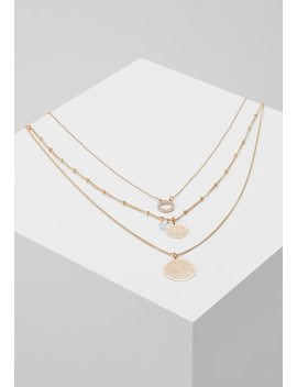 Onlflara 3 Chain Necklace 2 Pack   Halskette   Gold by Only