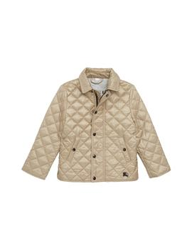 Diamond Quilted Jacket by Burberry