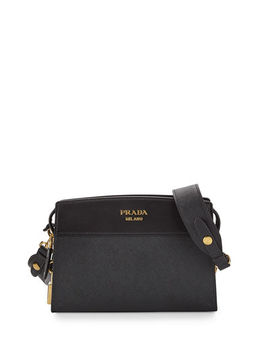 Esplanade Saffiano Crossbody Bag by Prada