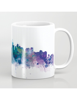 Toronto Skyline Coffee Mug by