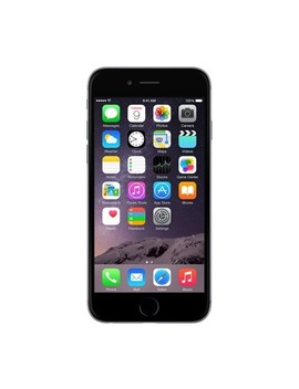 Pre Owned I Phone 6 4 G Lte With 16 Gb Memory Cell Phone (Unlocked)   Space Gray by Apple