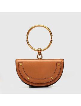 Interestingbag 2018 Women Bag Crossbody Bag,Luxury Handbags Women Bags Designer,Ring Half Moon Handbag,Handbag Messenger Bags by Rmrebecca