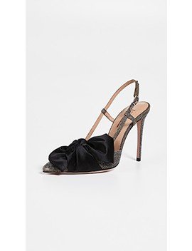 Versailles 105mm Pumps by Aquazzura