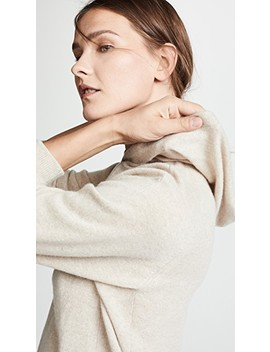 Overlap Cashmere Hoodie by Vince