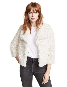 Hugs Don't Lie Faux Fur Jacket by Bb Dakota