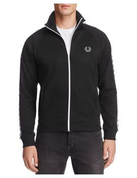 Laurel Wreath Trim Track Jacket by Bloomingdales
