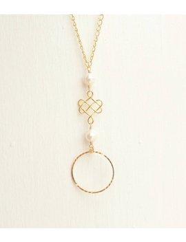 Gold Lanyard, Celtic Knot Lanyard, White Pearl Lanyard, Gold Id Badge Holder, Chinese Knot Lanyard, Gold Necklace Lanyard Fashion Lanyard by Etsy