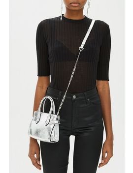 Paris Mini Tote Bag by Topshop