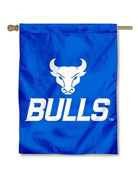 College Flags And Banners Co. Buffalo Bulls Double Sided House Flag by College Flags And Banners Co.